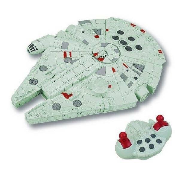giochi preziosi giochi preziosi millennium falcon astronave con radiocomando