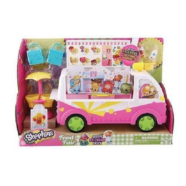 giochi preziosi giochi preziosi shopkins carretto dei gelati