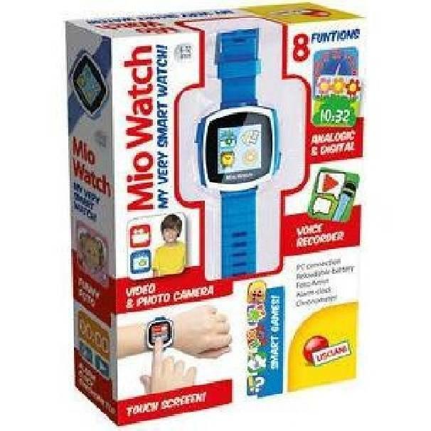 lisciani giochi lisciani giochi mio watch orologio