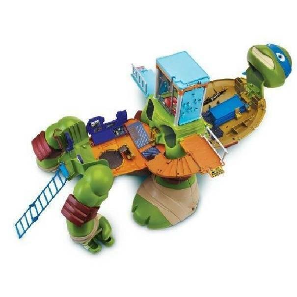 giochi preziosi giochi preziosi leonardo turtles gigante trasformabile