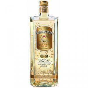 goldwasser liqueur danzig der lachs 22 karat 50 cl