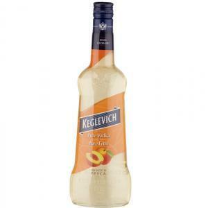 keglevich keglevich vodka pesca 1 litro