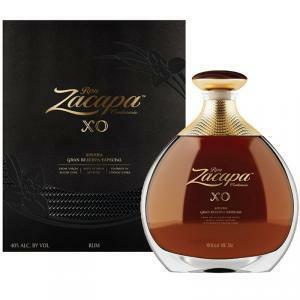 zacapa rum zacapa xo   70 cl   in astuccio nuova bottiglia