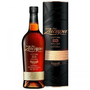 zacapa rum zacapa centenario 23 | 70cl | in astuccio
