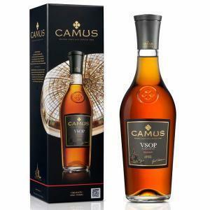 camus camus cognac v.s.o.p. elegance 70 cl