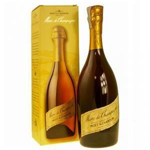 moet & chandon moet & chandon marc de champagne 70 cl in astuccio