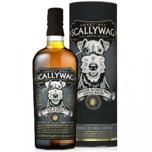 douglas laing's douglas laing's scallywag small batch release speysed blended malt scotch whisky 70 cl