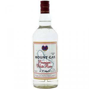 mount gay mount gay rum premium white 1 litro