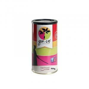 natfood ginseng ginco solubile gin-co 900g