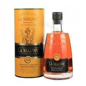 la mauny la mauny v. o. martinique rum agricole martinica 70 cl  (in astuccio)