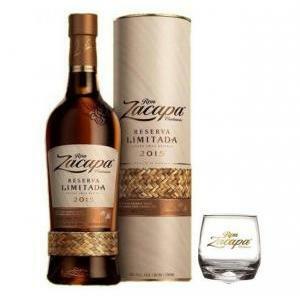 zacapa rum zacapa riserva limitata 2015 | 70 cl | in astuccio con bicchiere