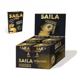 saila saila liquirizia purissima in astuccio 16 astucci