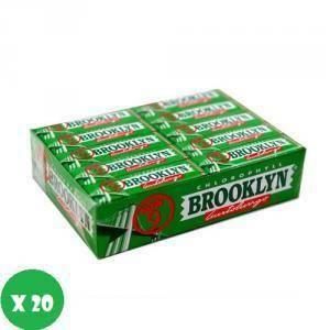 brooklyn brooklyn chlorophyll verdi 20 pz
