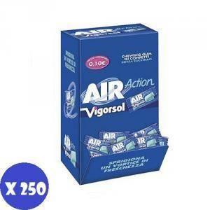 vigorsol vigorsol air action senza zucchero 250 pz