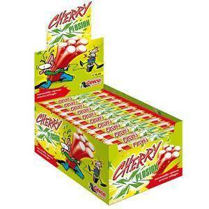 gelco gelco cherry xplosion caramelle gommose 150 pz