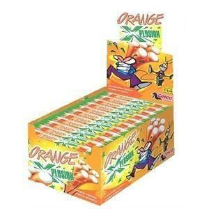 gelco gelco orange xplosion caramelle gommose 150 pz
