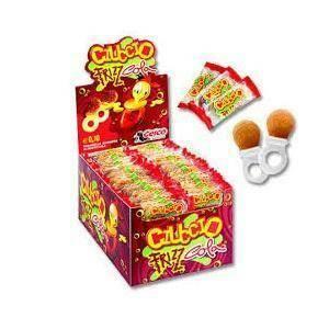 gelco gelco ciuccio frizz cola caramelle gommose 150 pz
