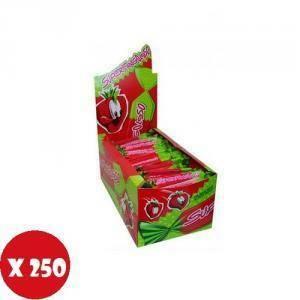 superfragoloso superfragoloso caramelle toffee alla fragola 250 pz