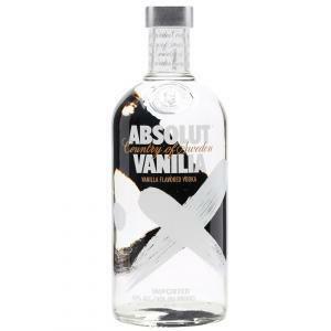 absolut absolut vodka vanilla 1 litro