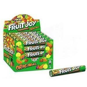 fruit joy fruit joy caramelle gommose alla frutta 36 pz