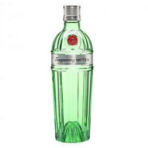 tanqueray tanqueray gin n. ten 70 cl