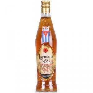 legendario legendario rum ron dorado 70 cl
