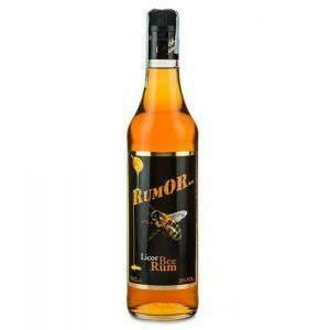 rumor rumor licor bee rum al miele 70 cl