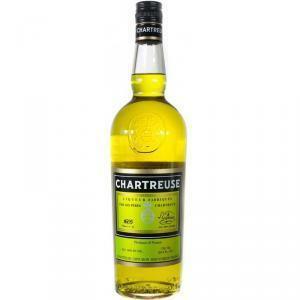 chartreuse chartreuse giallo 70 cl