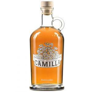 marzadro marzadro camilla liquore di camomilla in grappa 70 cl