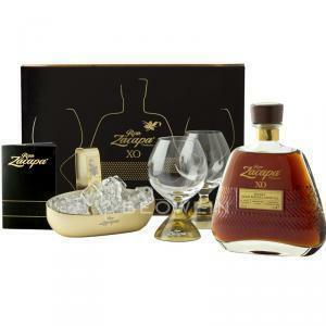 zacapa zacapa xo rum 70 cl confezione regalo luxury