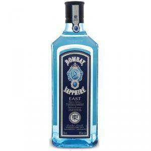 bombay bombay sapphire east 70 cl
