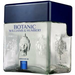 williams & humbert williams & humbert gin botanic premium 70 cl