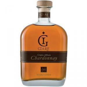 marzadro marzadro grappa giare chardonnay 70 cl in astuccio