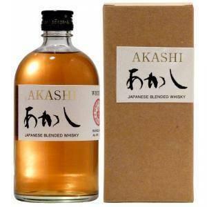 akashi akashi japanese blended whisky white oak 50 cl