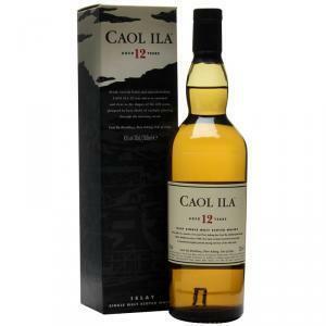 caol ila caol ila single malt scotch whisky aged 12 years 70 cl in astuccio