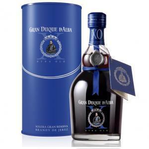 gran duque d'alba gran duque d'alba brandy de jerez solera gran reserva xtra old in astuccio 70 cl