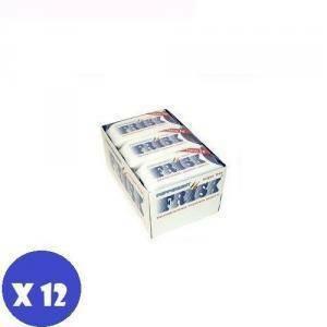 frisk frisk peppermint sugar free senza zucchero 12 pz