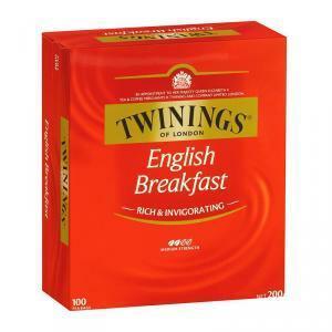 twinings twinings english breakfast tea 100 filtri