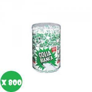 golia golia bianca box da 800 pz