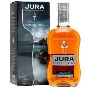 jura jura superstition single malt scotch whisky 70 cl in astuccio