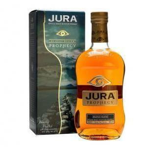 jura jura prophecy single malt scotch whisky 70 cl in astuccio