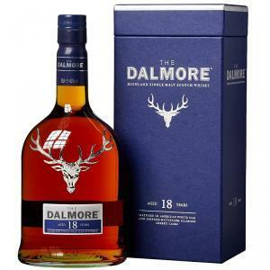 dalmore dalmore 18 years single malt scotch whisky 70 cl in astuccio