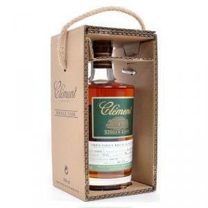 clement rum clement tres vieux vanille intense | 50cl | in astuccio
