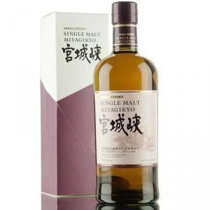 nikka nikka whisky miyagikyo single malt 70 cl in astuccio