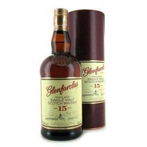 glenfarclas glenfarclas whisky single malt 15 anni 70 cl in astuccio