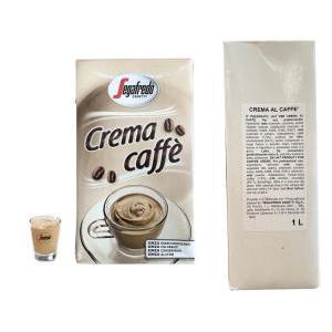 segafredo zanetti segafredo zanetti crema caffe senza glutine 1 litro