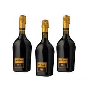 cantine ceci cantine ceci otello nero di lambrusco emilia igt 75 cl 3 bottiglie