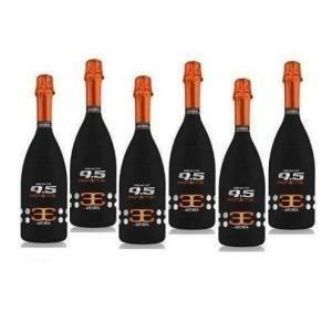 astoria astoria 9.5 papeete cold wine brut 75 cl (6 bottiglie)