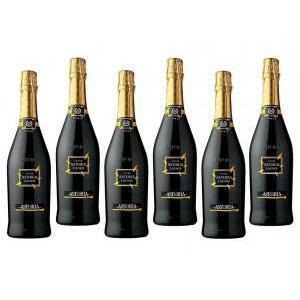 astoria astoria cuvee lounge vino spumante brut 75 cl (6 bottiglie)