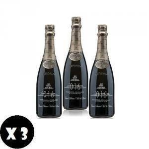 astoria astoria valdobbiadene prosecco superiore millesimato extra dry 017 docg 75cl (3 bottiglie)